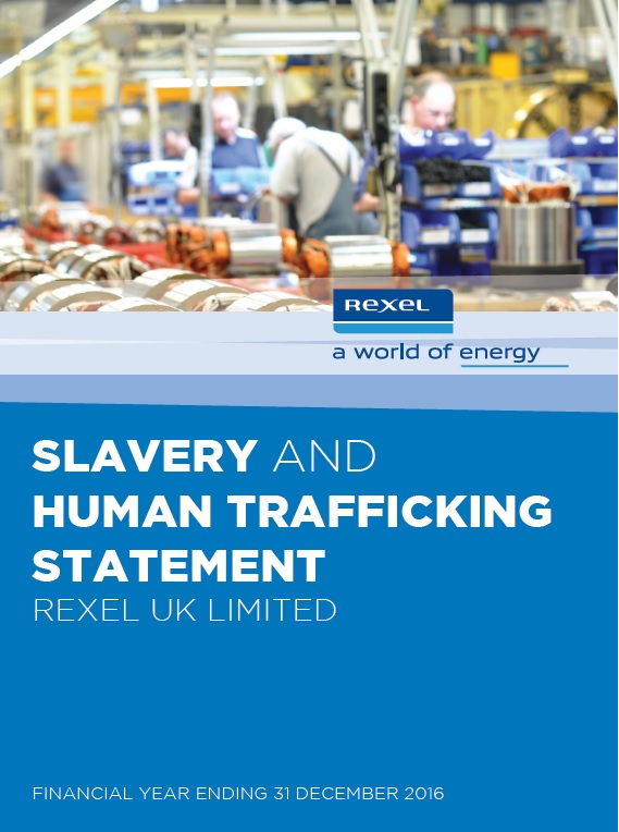 Modern Slavery Transparency Statement