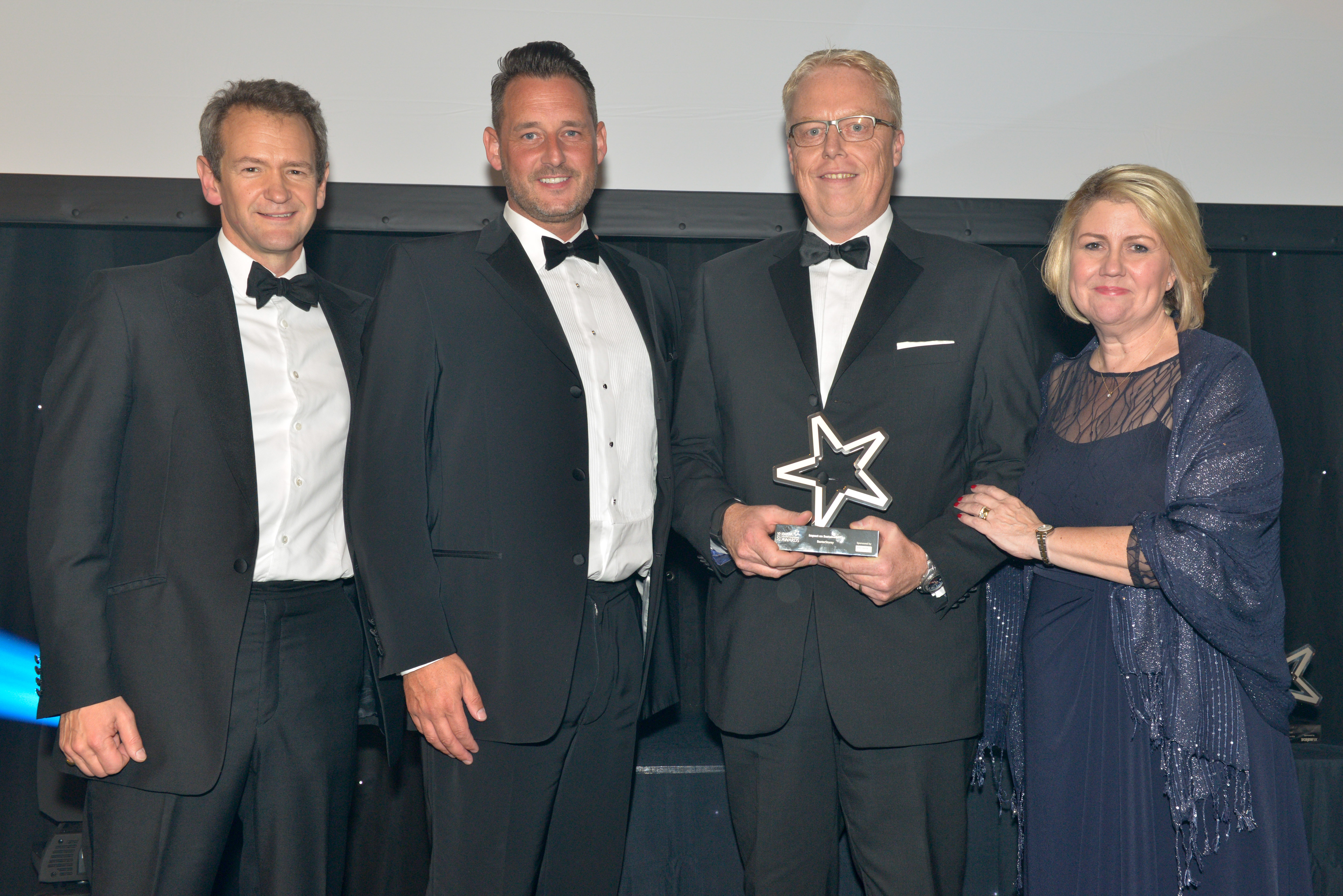 Rexel joins the celebrations at the British Institute of FM Awards