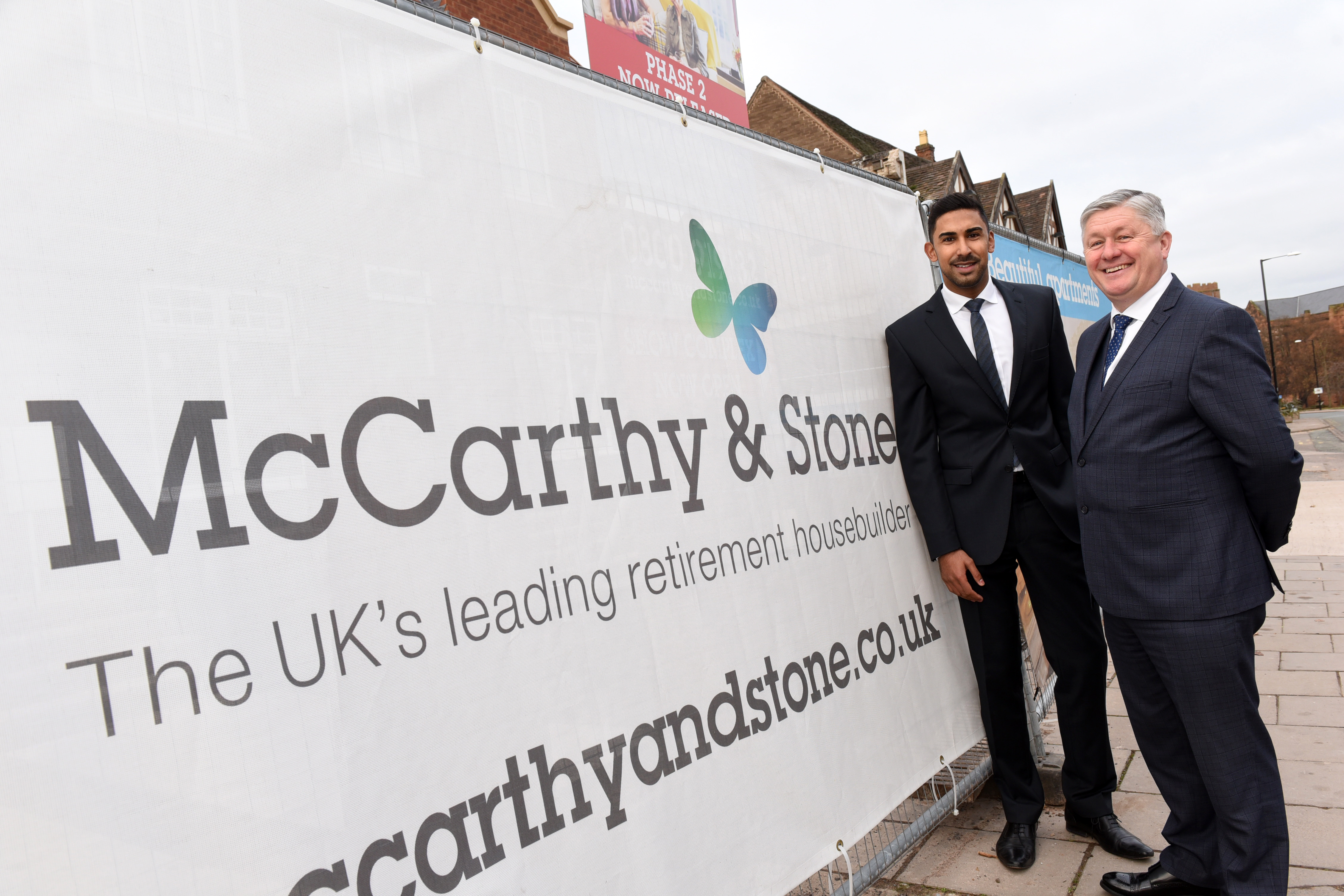 Rexel announces contract with McCarthy & Stone