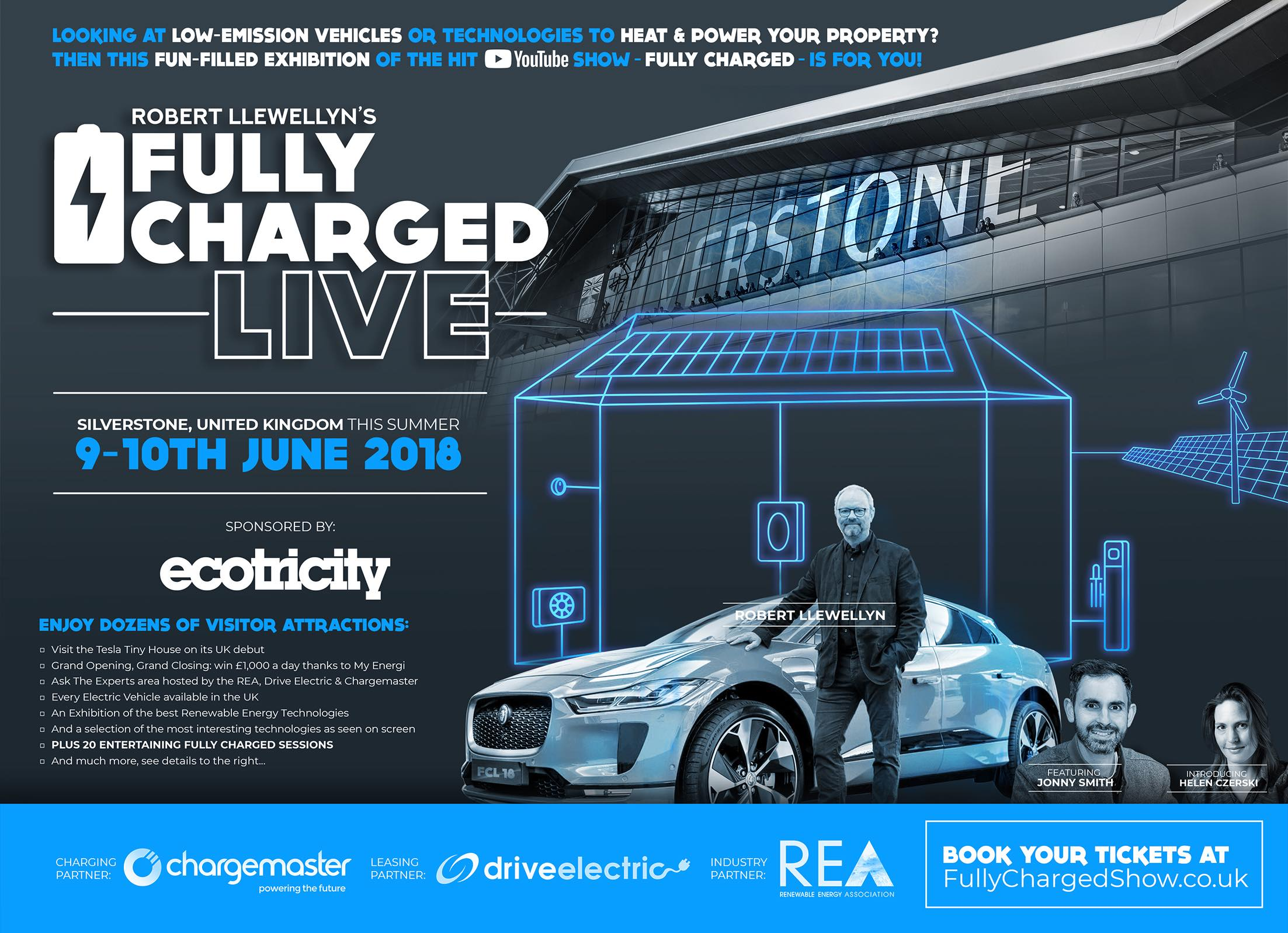 Rexel UK at Fully Charged LIVE