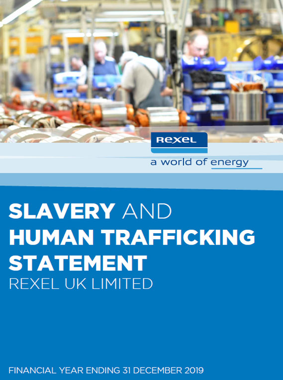 Modern Slavery Transparency Statement